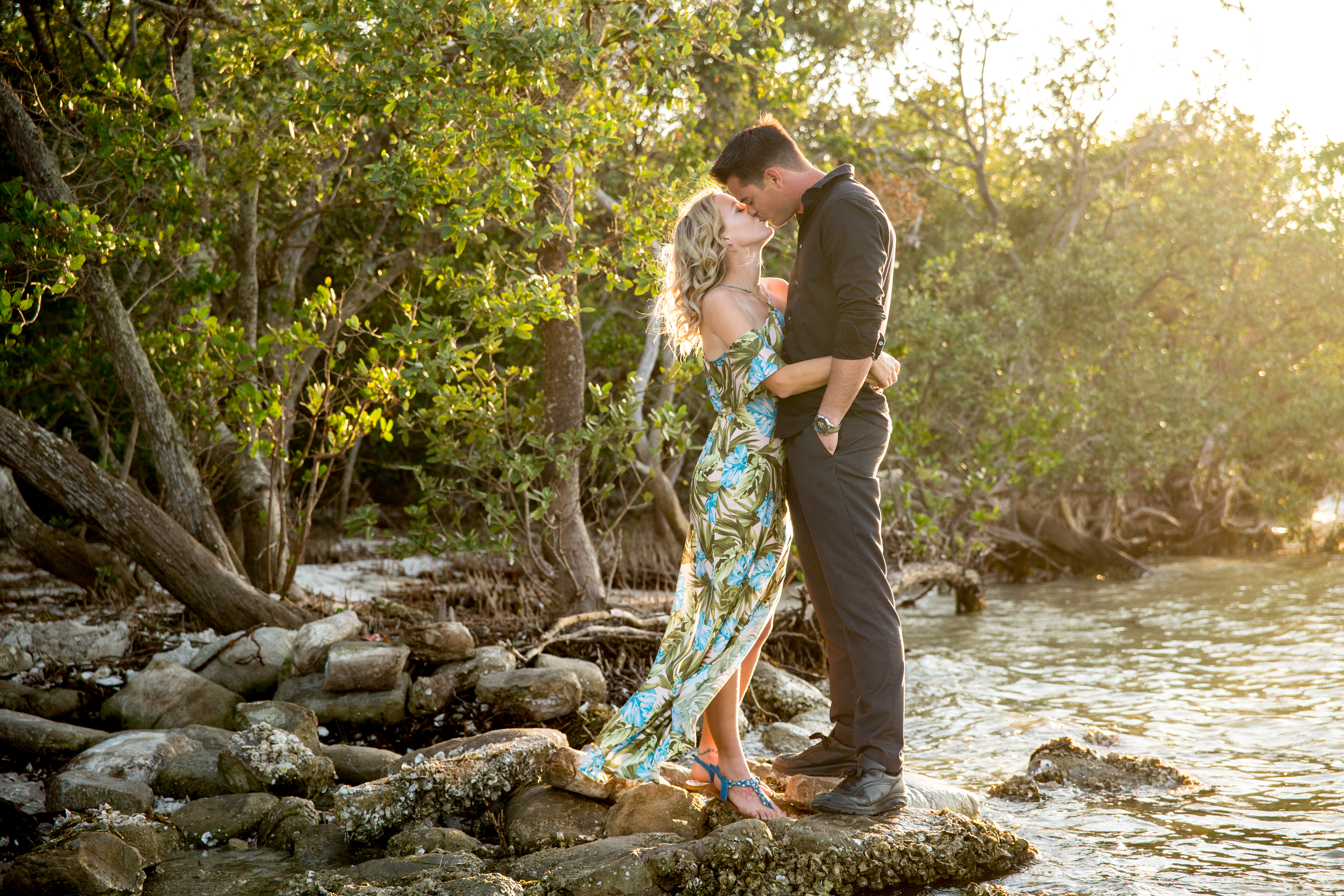 Sandhill Photography Bradenton Engagemen
