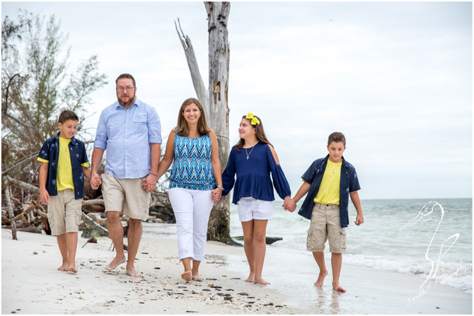 Longboat Key Family Photographer | Guimond Family
