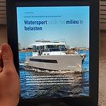 NRIT watersport zonder het milieu te bel