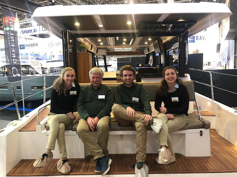 Team Natural Yachts