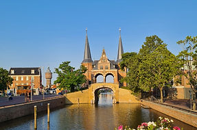 Waterpoort sneek Friesland.jpg