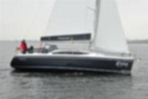 Maxus 33.1 RS Sailing Boat