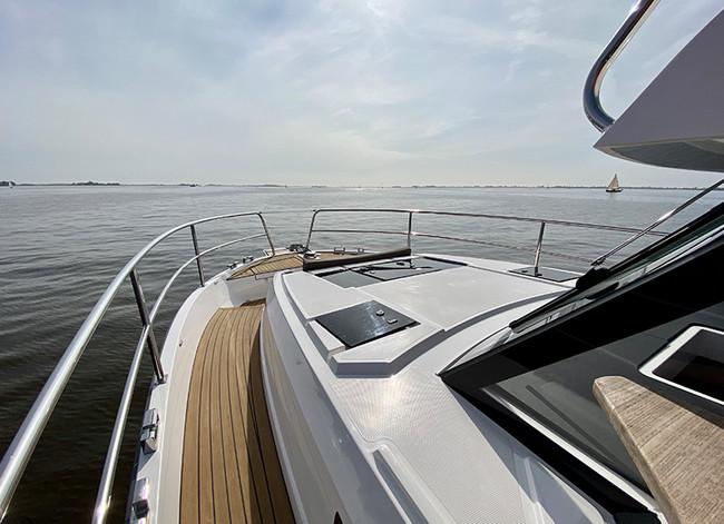 Northman 1200 Light Grey Hull