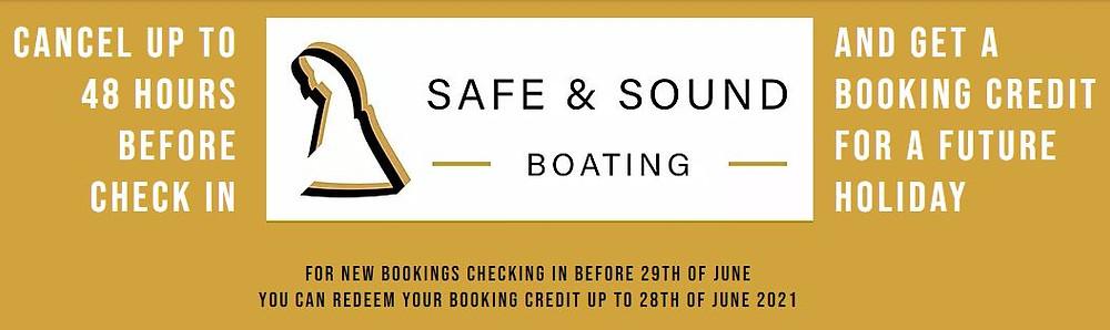 Safe and Sound Boating: Boeken zonder zorgen