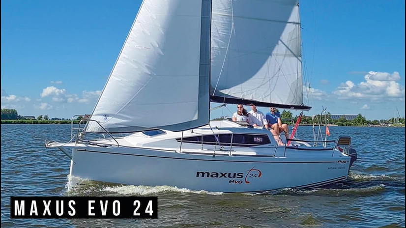 Maxus Evo 24 exterior mood video