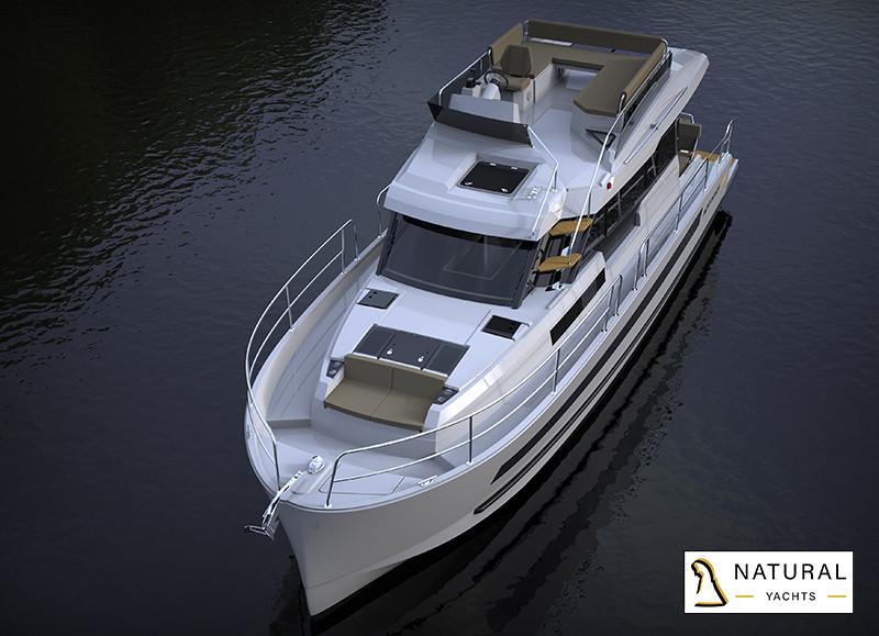 Northman 1200 Flybridge Motor Yacht