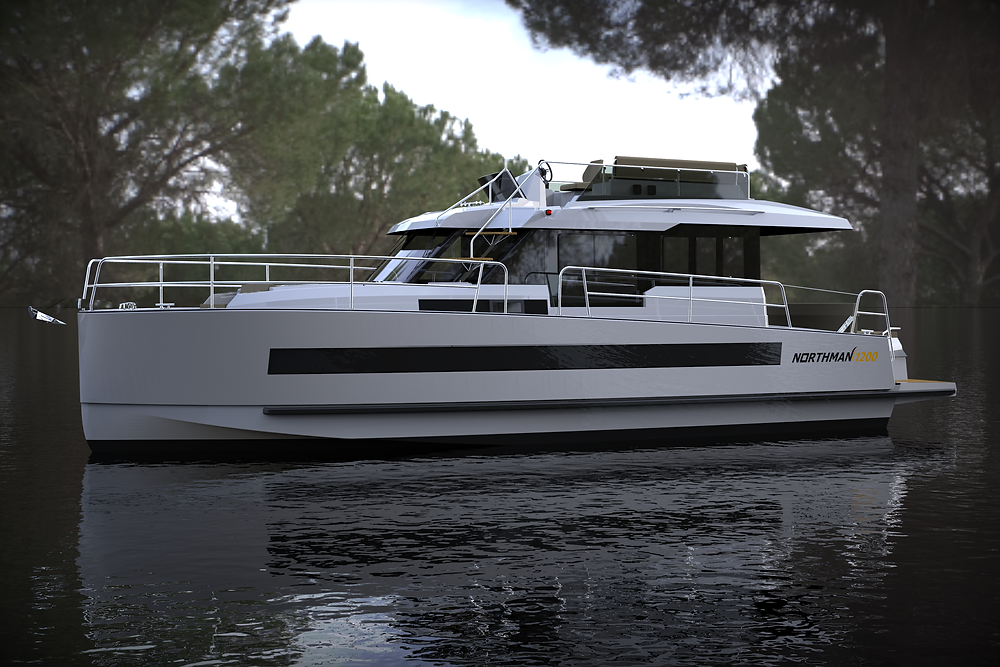 The Northman 1200 Flybridge