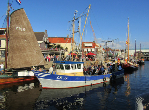 Lemmer - and what you can't miss during your visit to Friesland