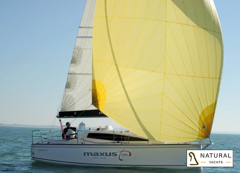 Maxus 26 Segelboot