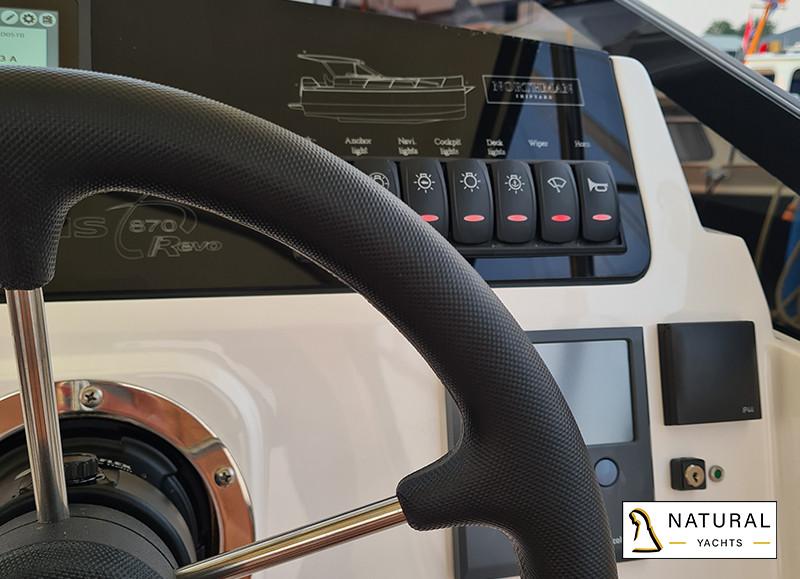 Nexus Revo 870 Cabrio Electric