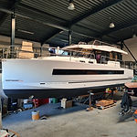 Northman 1200 White hull - Electric & Fu