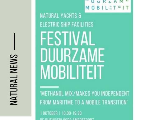 Natural News: Festival Duurzame mobiliteit | Natuurtop 2019 | Klimaattop Noord Nederland