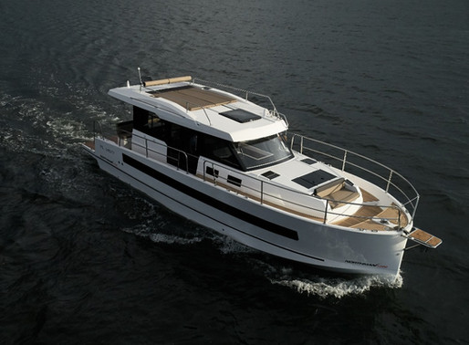 WORLDPREMIERE: The Northman 1200: a new and comfortable way of sailing - At Boot Dusseldorf 19-27jan