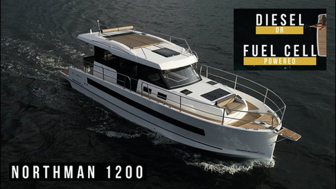 Northman 1200 interior and exterior video