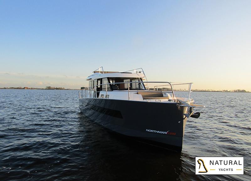 Northman 1200 pre-owned 2019 motoryacht