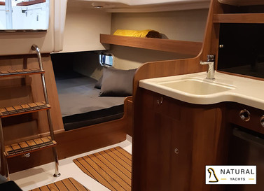 Nexus Revo 870 Electric Motor Yacht