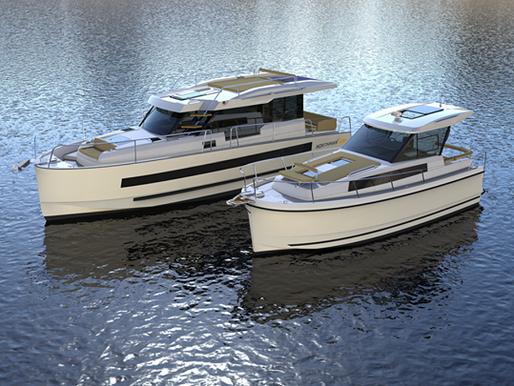 100% elektrisch Bootfahren, entdecken Sie welche Yacht zu Ihren Wünschen passt