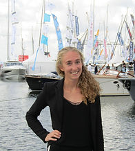 Josien Poorting Team Natural Yachs