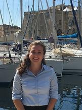 Sarah Poorting Team Natural Yachts