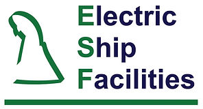 Logo Electric Ship Facilities