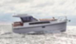 Northman Nexus Revo 870 motor yacht