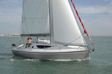 Maxus 28 Sailing Boat