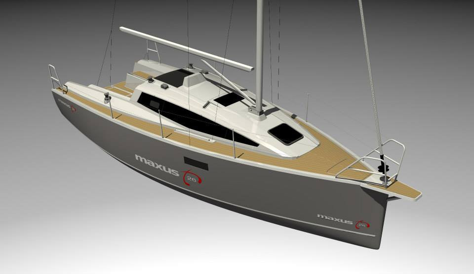 The Northman Maxus 26