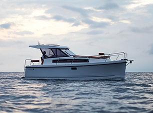 Nexus Revo 870 Hardtop Elektrisch Motorboot