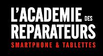 LOGO l'académie des réparateurs formation réparation smartphone detecter une panne