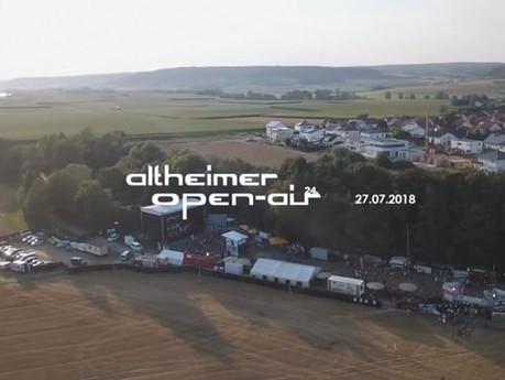 ALTHEIMER OPENAIR