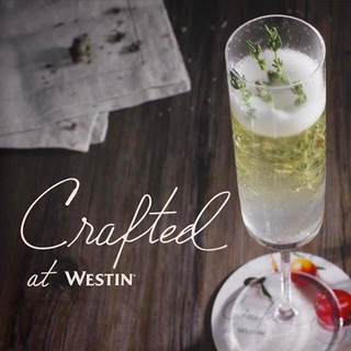 Westin - Crafted Artisan Cocktails