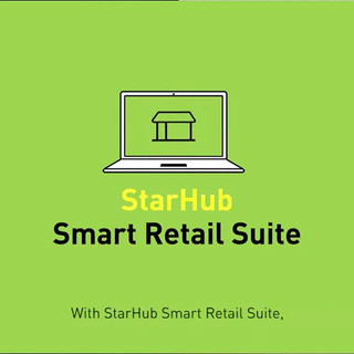 StarHub Smart Retail Product Video