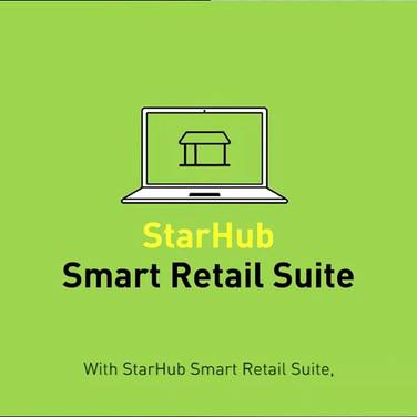 StarHub Smart Retail Product Video