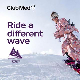 Club Med Tomamu Launch