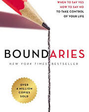 APRIL- Boundaries