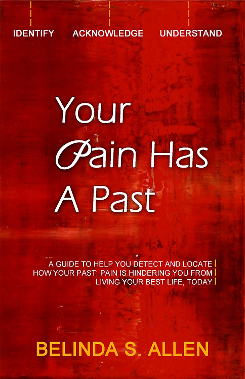 """Your pain has a past"" Book"