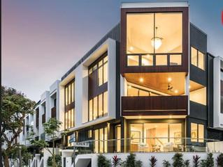 Brisbane Terrace Houses