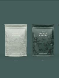 Kaffe frå Solberg&Hansen