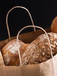 Fersk brød
