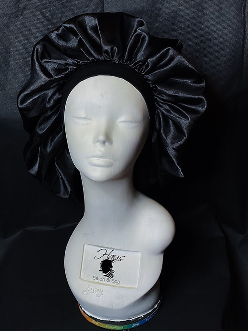 XL Satin Bonnet Cap