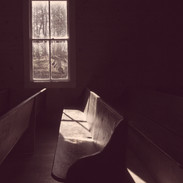 The Old Church Pew