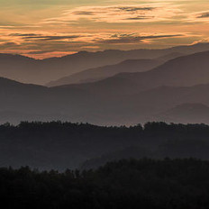 Smoky Mountains Dawn 1