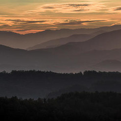 Smoky Mountains Dawn 1