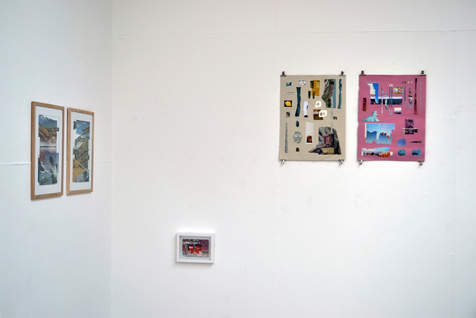 'Bits' and 'Bobs' exhibited at The Island Open Studios