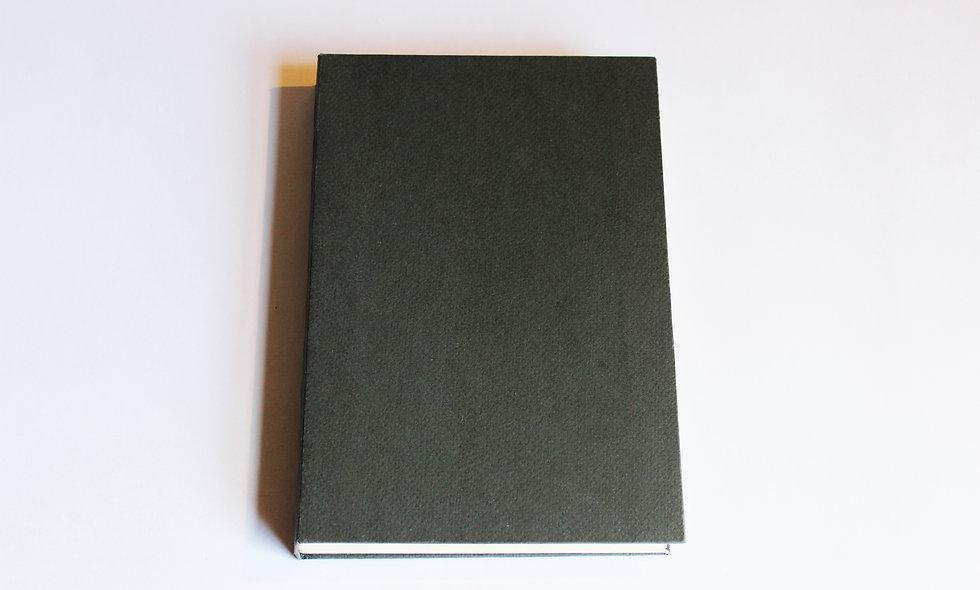A5 Hard Back Book