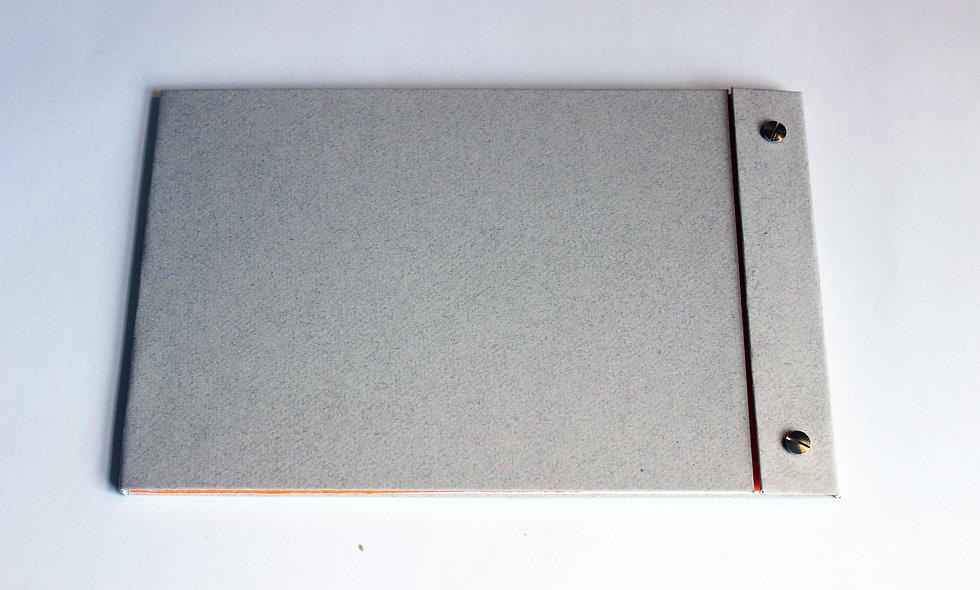 Hardback Flip Book