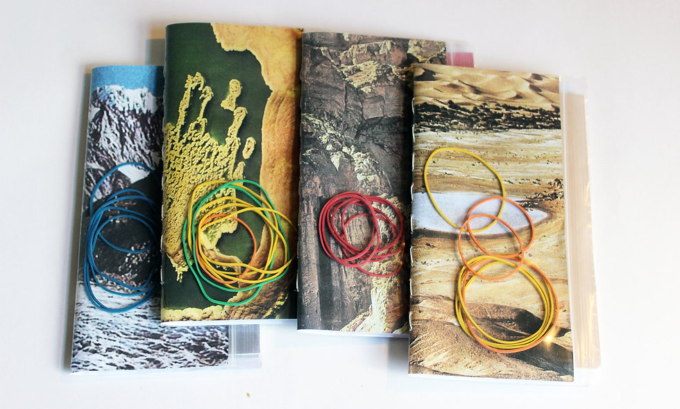 4 Pocket Books