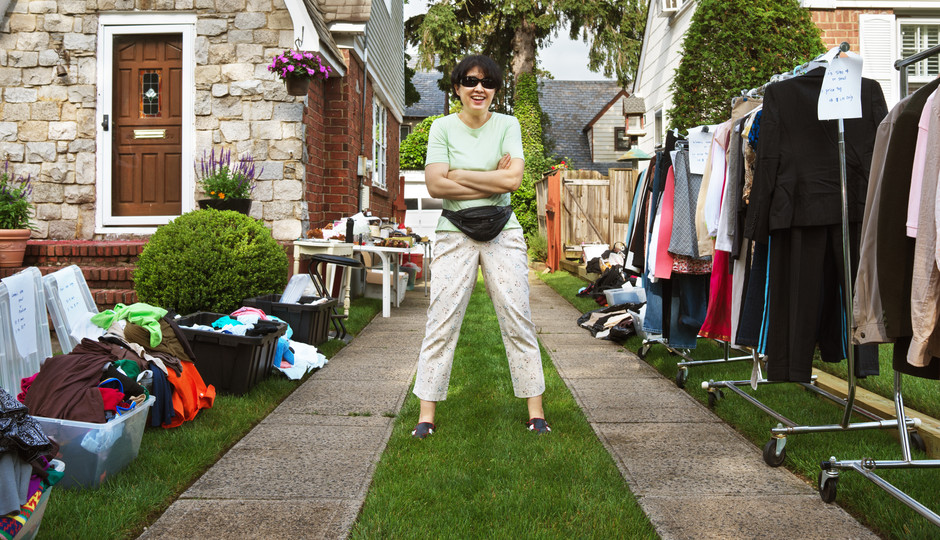 Yard-sale secrets you need to know to buy or sell like a pro!