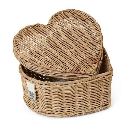 Rivièra Maison Happy Heart Basket High