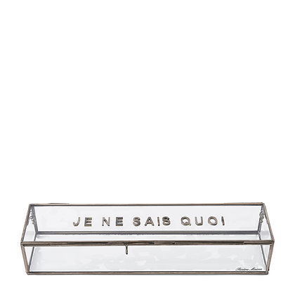Rivièra Maison Je Ne Sais Quoi Französische Glasbox